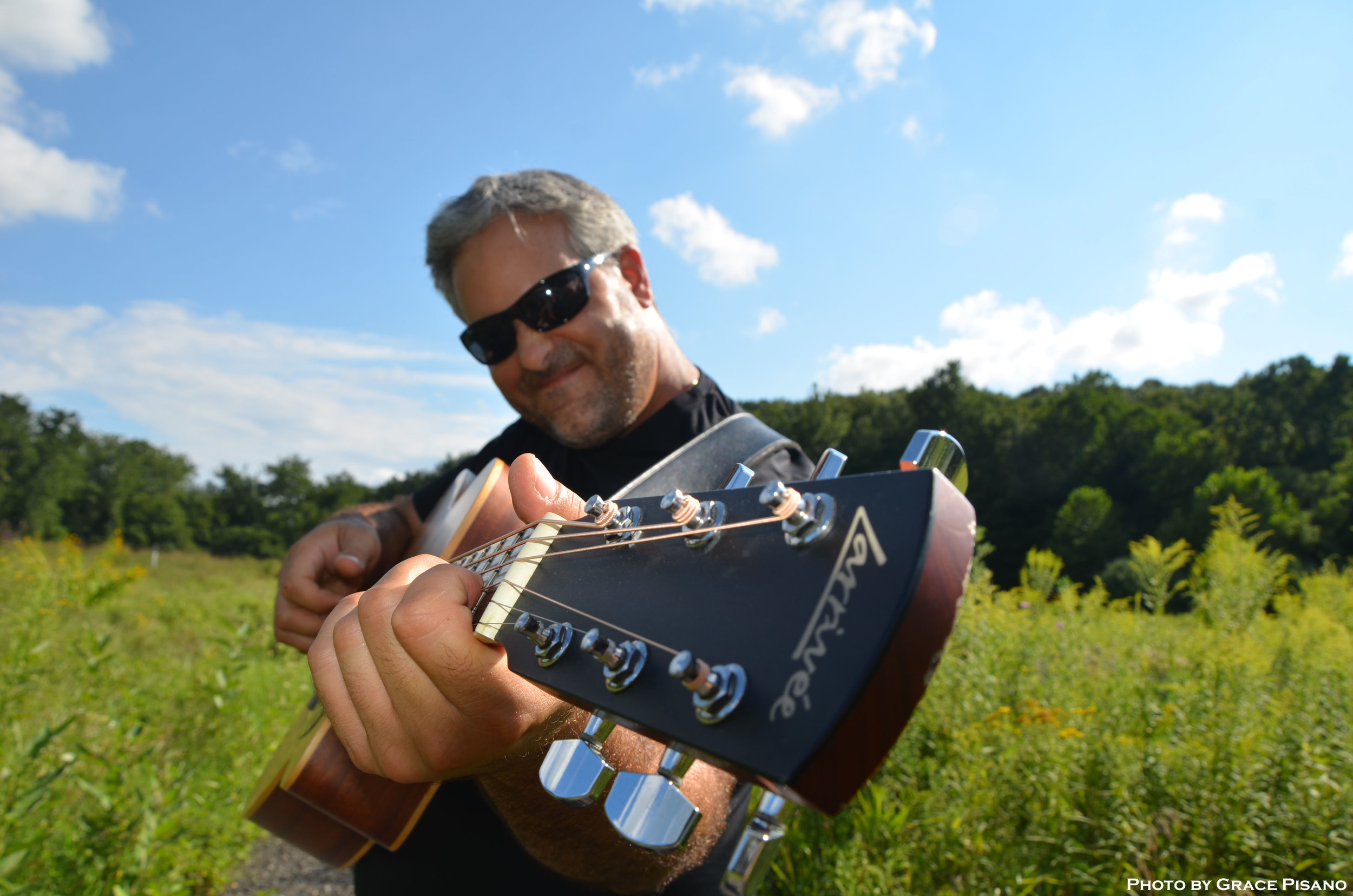 Musician/fingerstyle guitarist Glenn Roth! Check him out at  his site ,  YouTube ,  iTunes , or  Bandcamp !