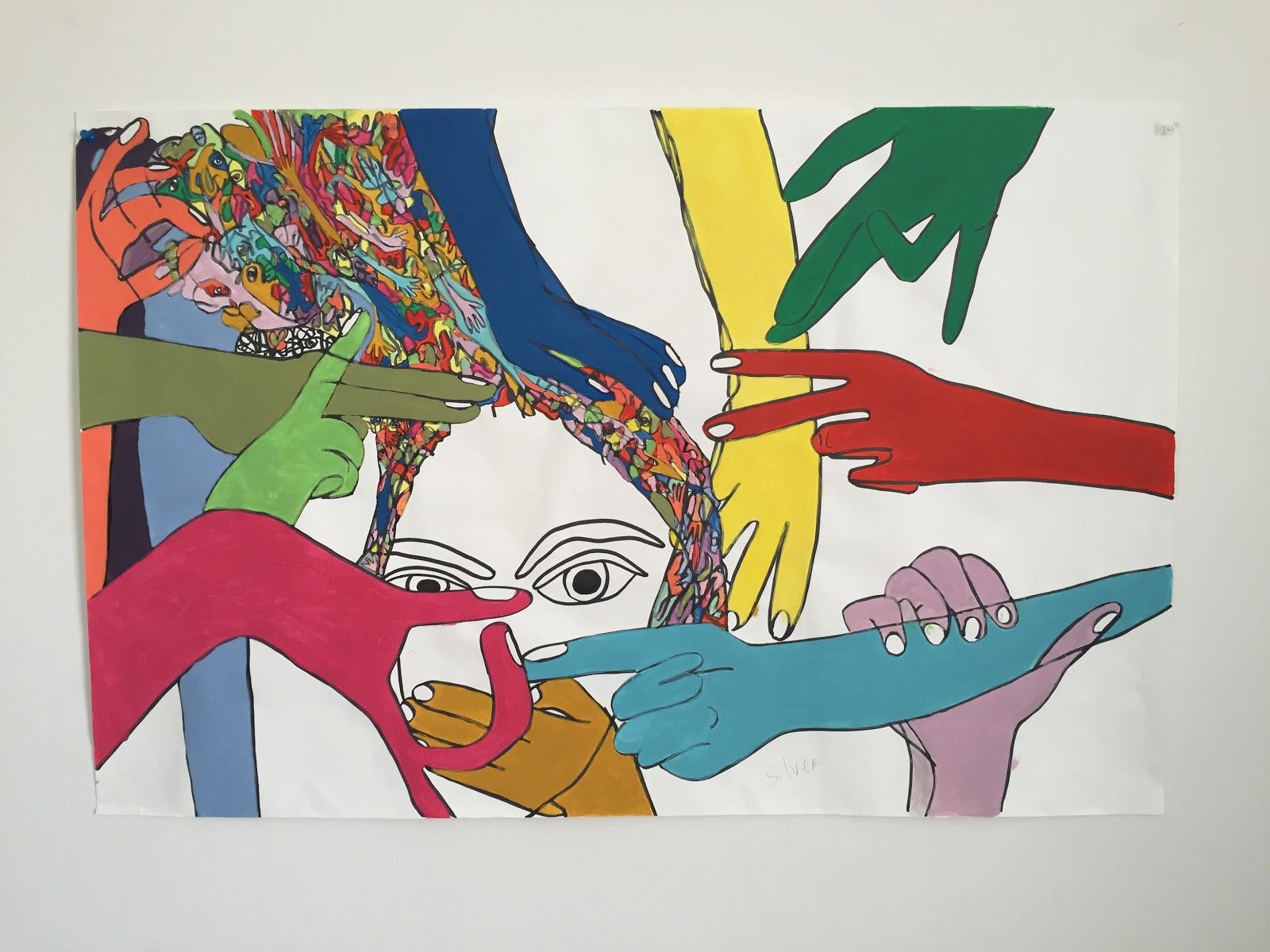 Artwork by Marina Sachs