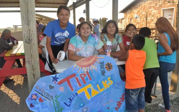 Lakota Youth Speak Project (2015)