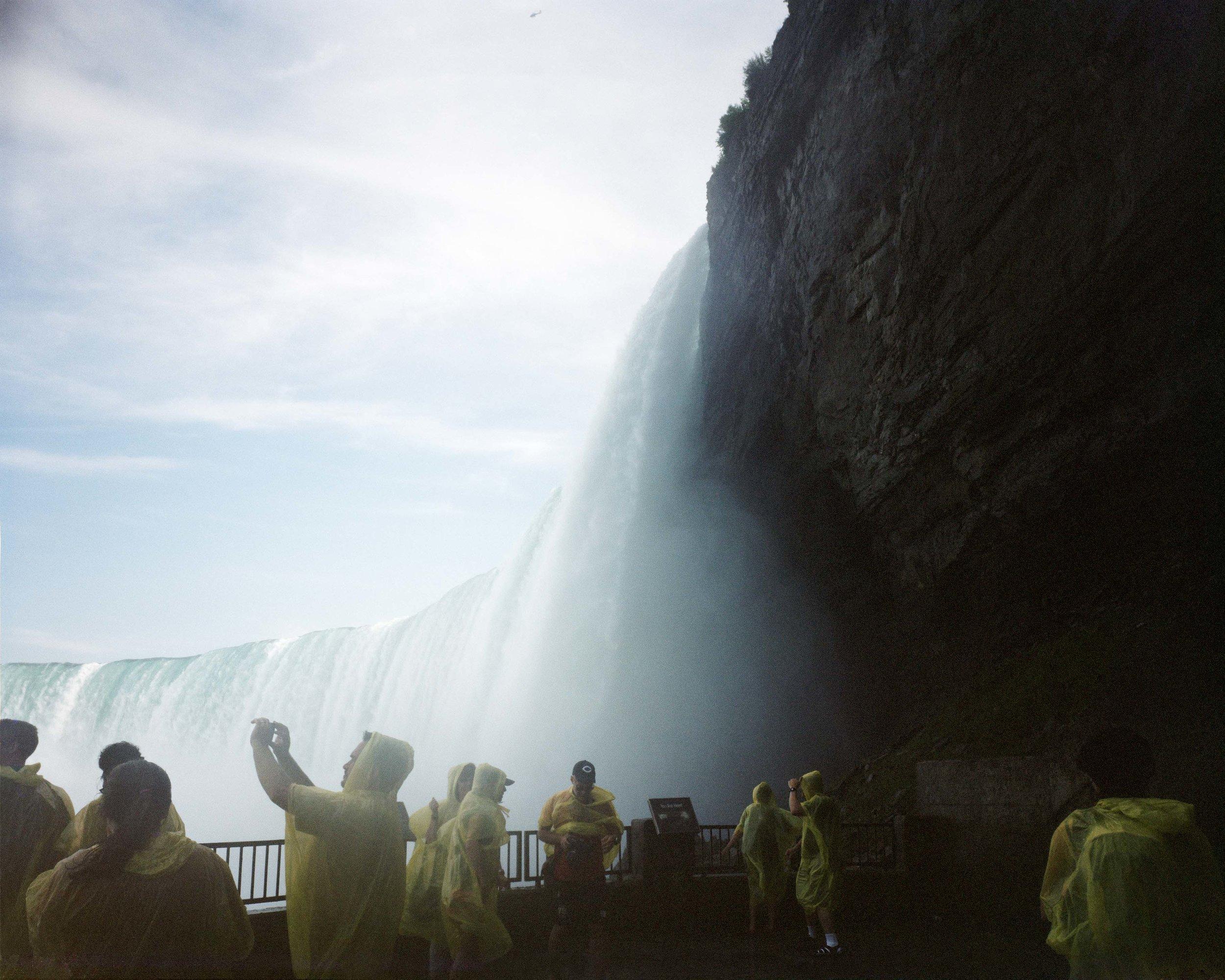 Niagara Falls, ON. 2015.