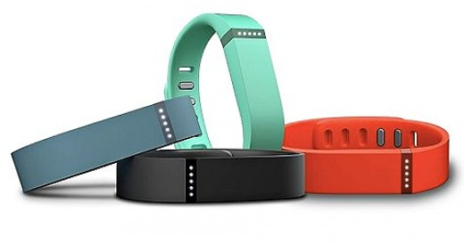 Fitbit Wearable Devices.