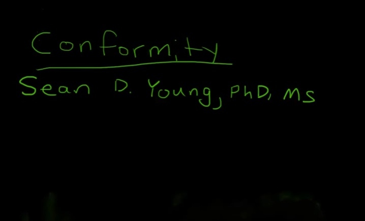 Sean Young, PhD Discusses Conformity.jpg