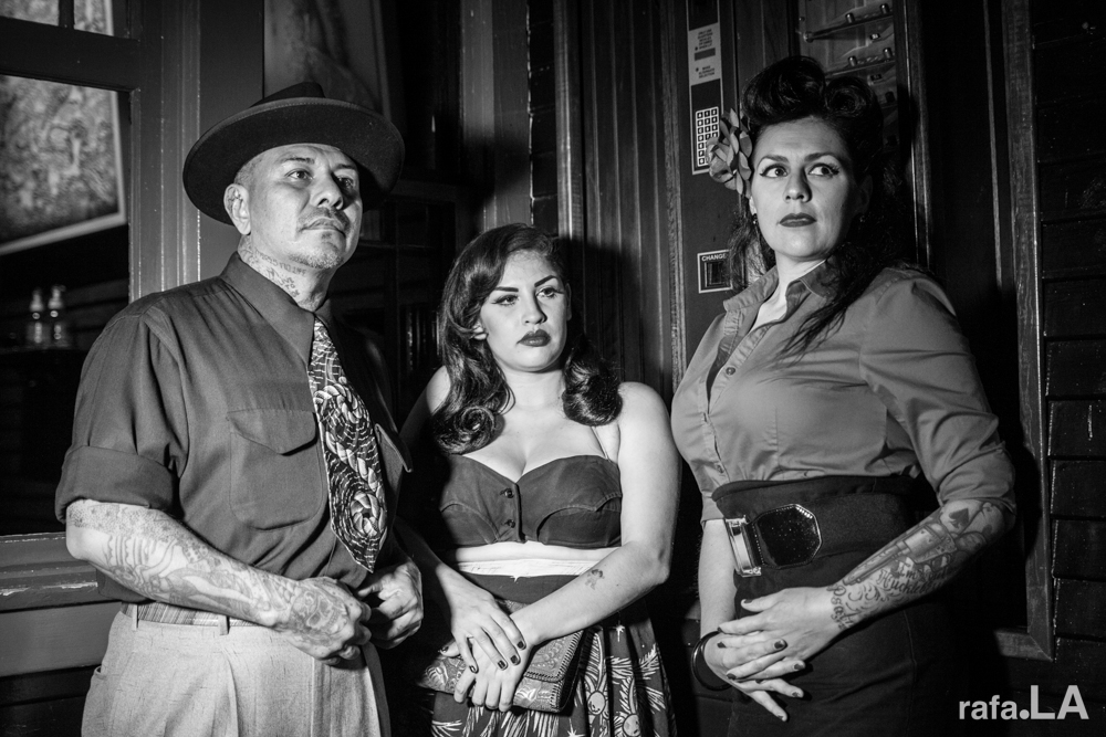 Pachuco Boogie Sunday   October 20, 2013 - Eastside Luv, Boyle Heights