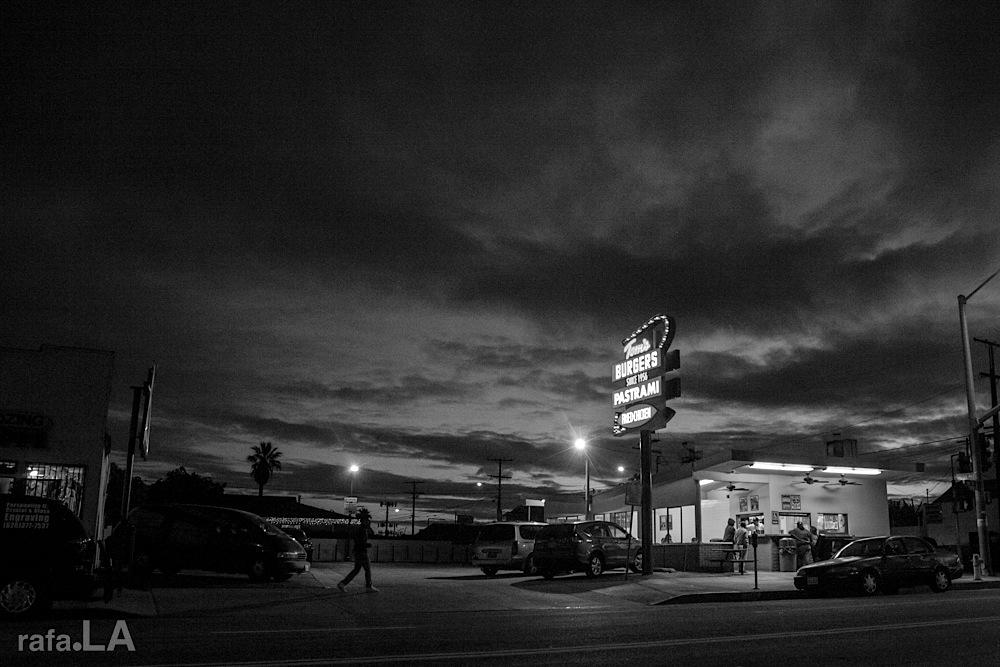 Since 1956.  November 29, 2013 - Tom's Burgers, East Los Angeles