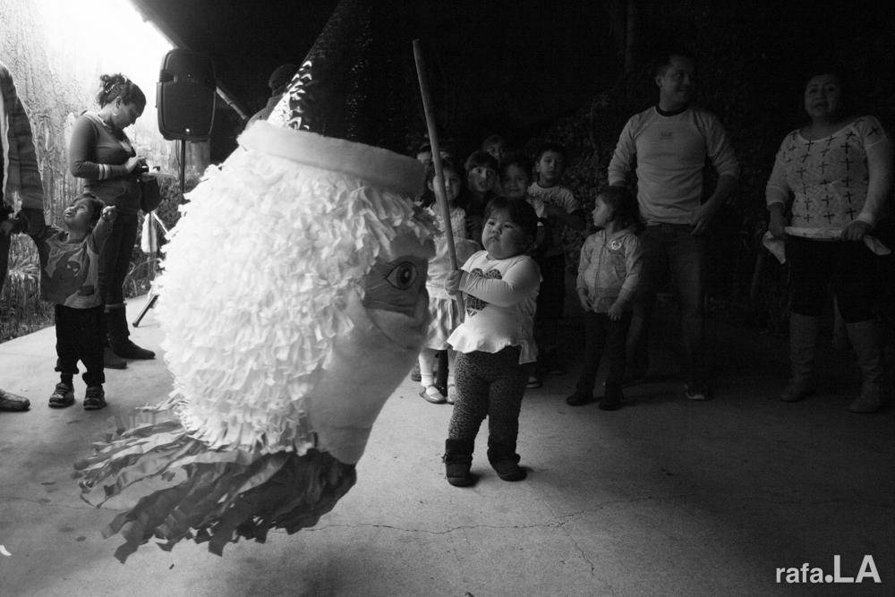 Posada. Night 2.  December 17, 2013 - El Sol De Mexico, Boyle Heights