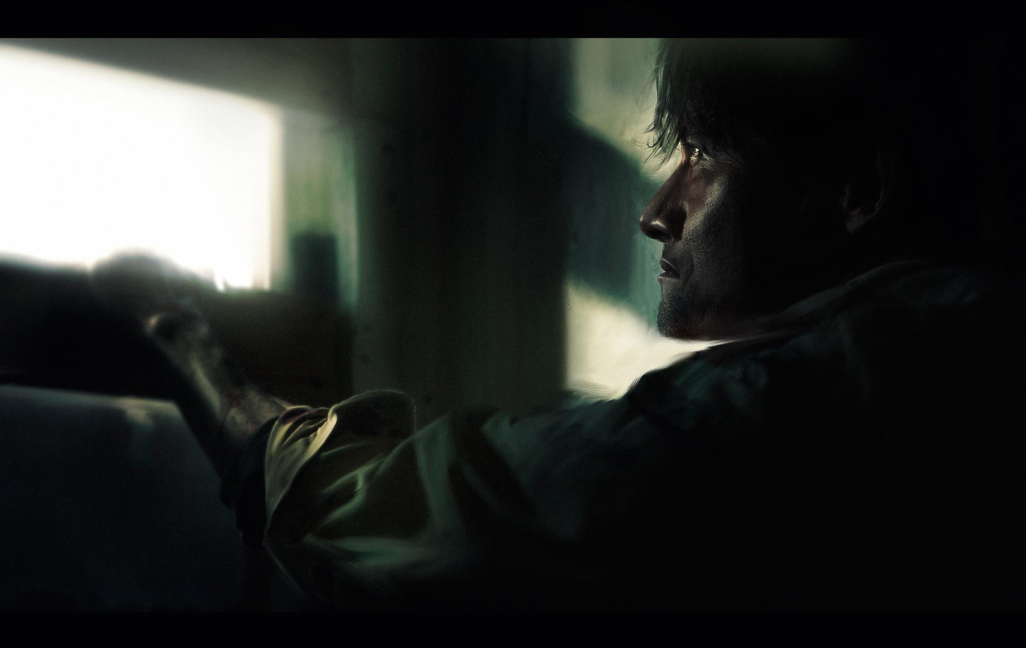 The Walking Dead  Hale