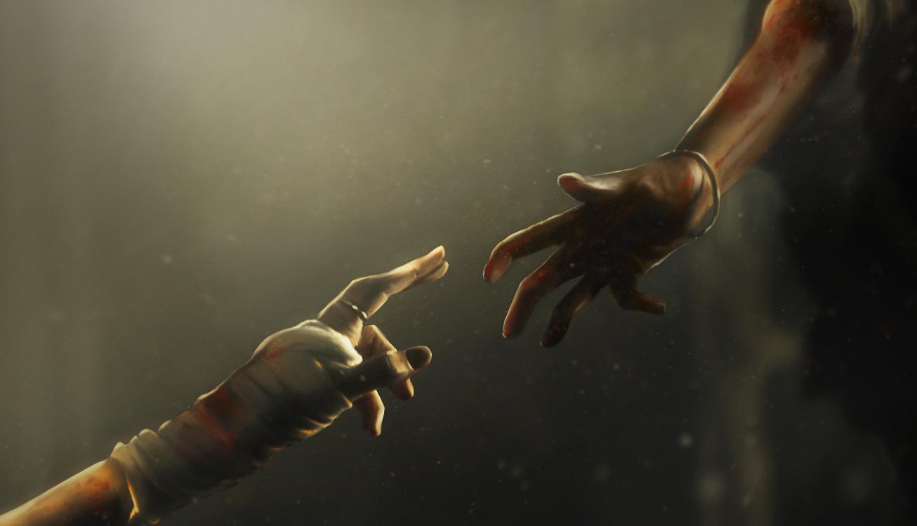 The Walking Dead  Hands