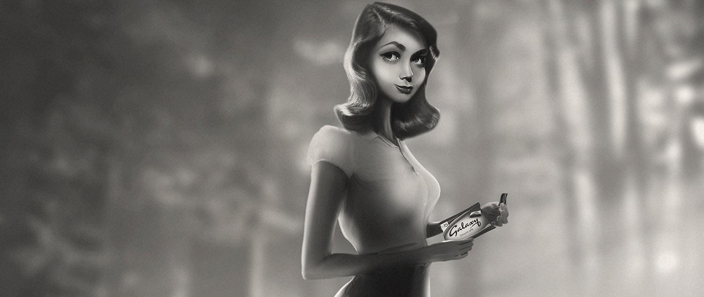 Galaxy Woman