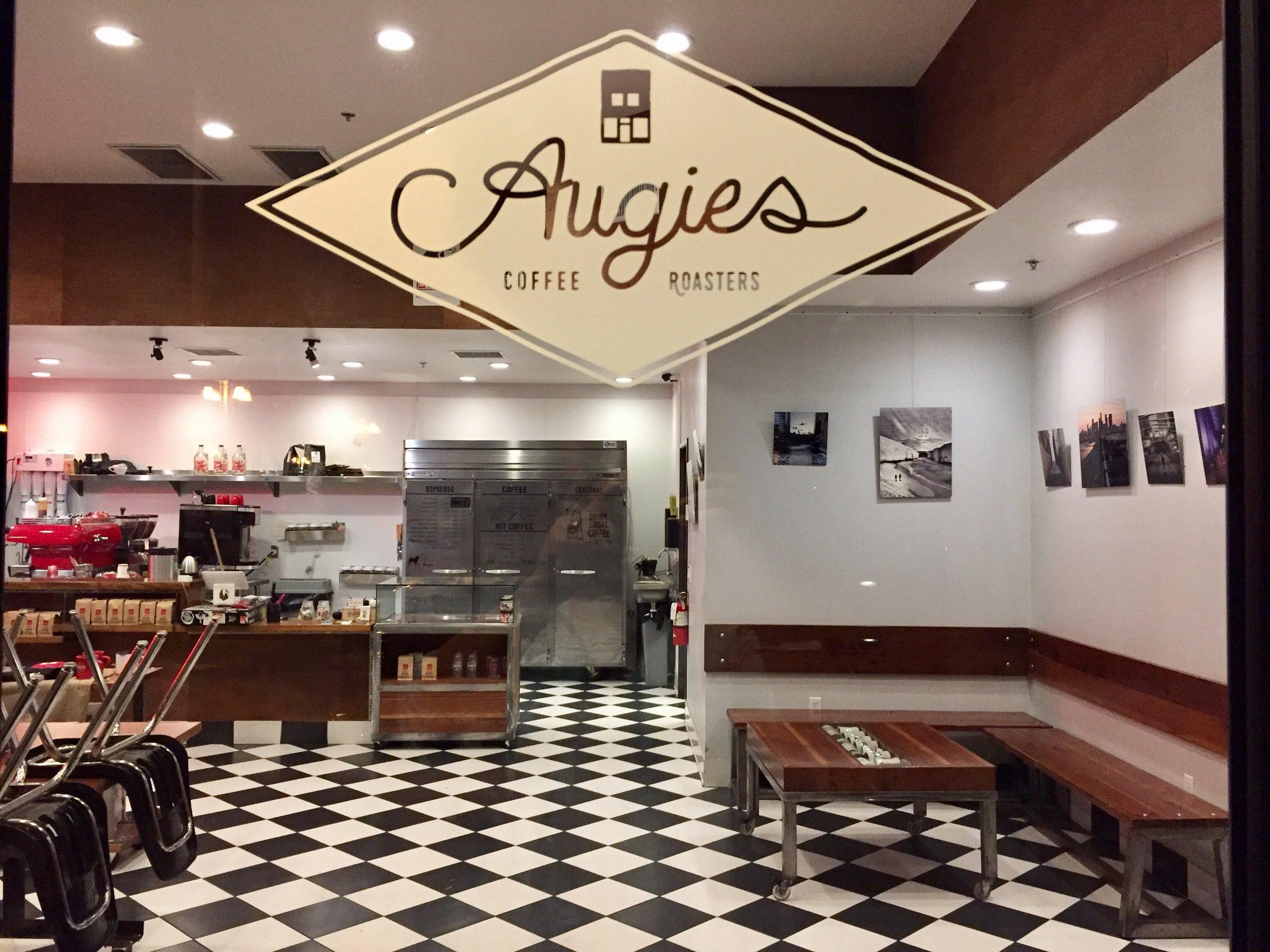 AUGIES COFFEE ROASTERS IN RIVERSIDE CA