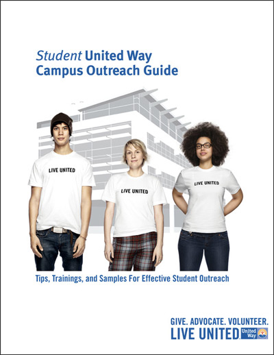 United Way Student Campus Outreach Guide