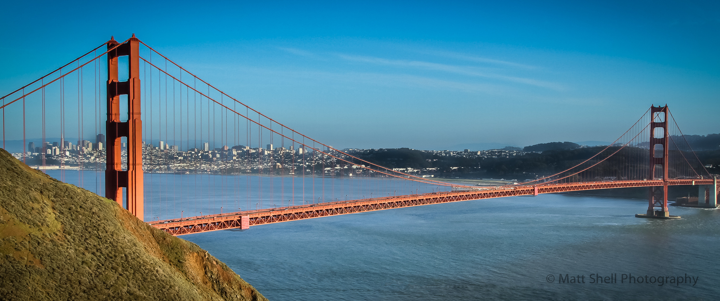 Everybody takes this shot of the bridge. Try something different!