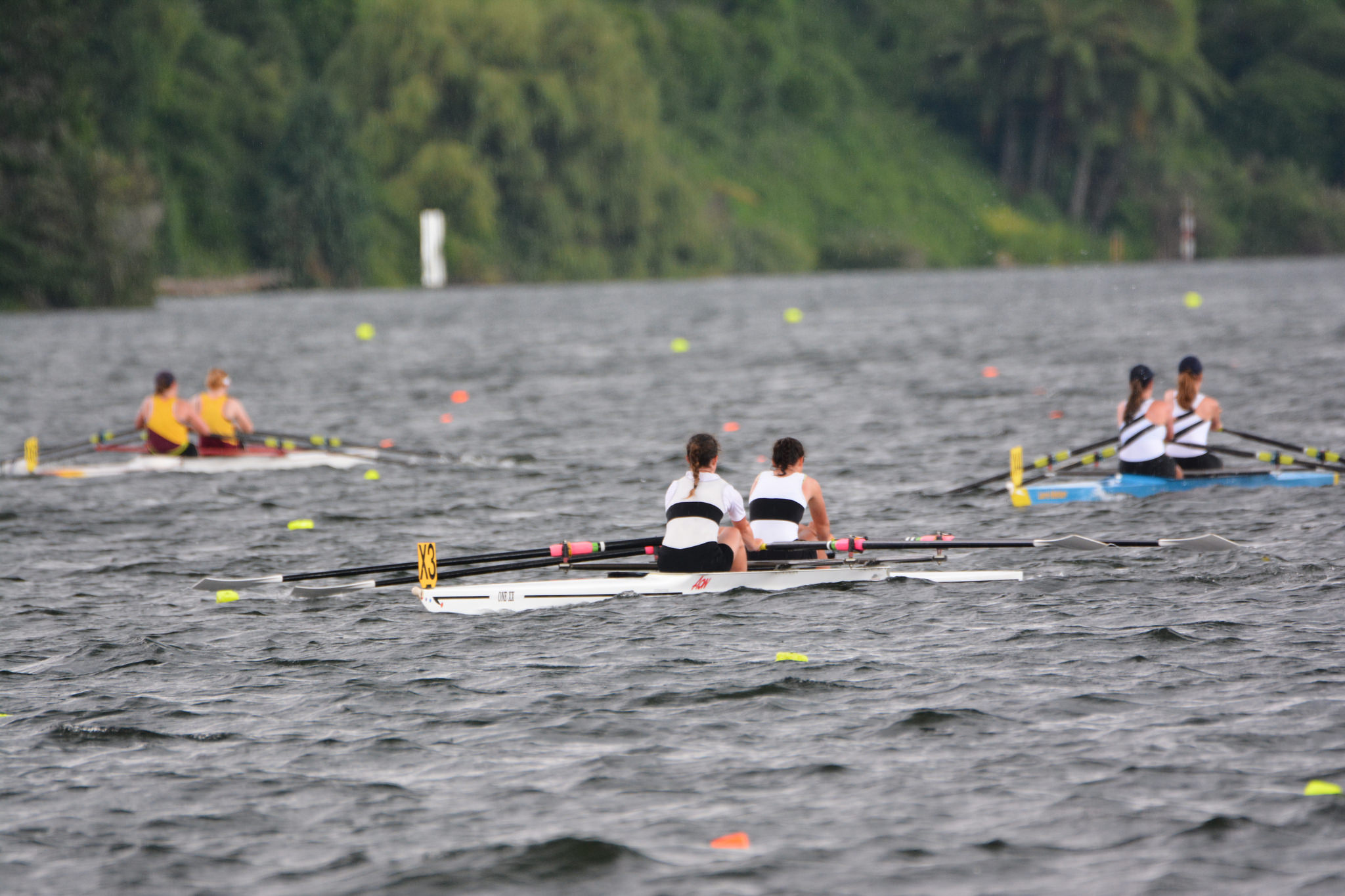 Karapiro Club Regatta 2017