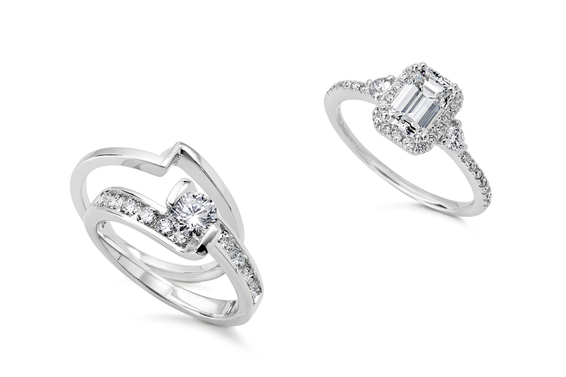 DIAMOND RINGS | JEWELRY DESIGN CENTER