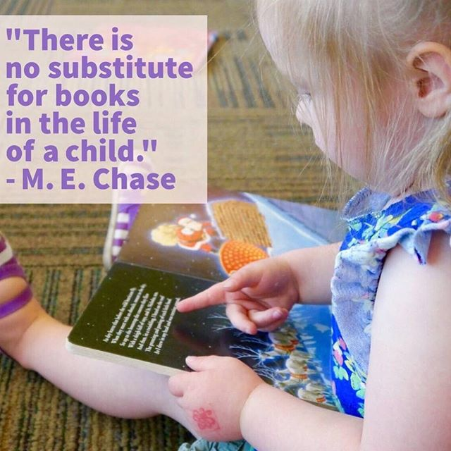 #Books inspire kids & #teach them to use their #imagination! What's your kid's favorite story?