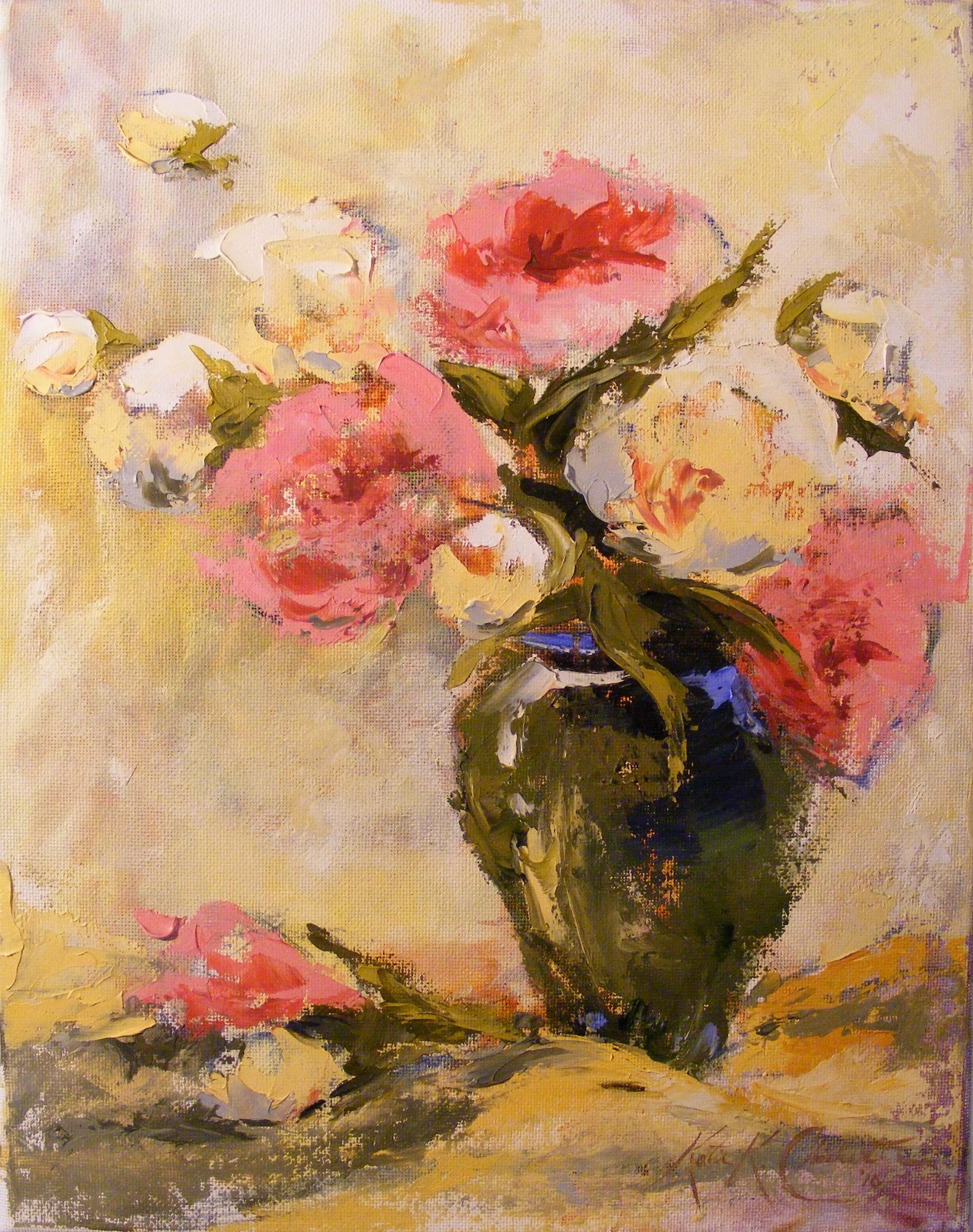 Palette of Peonies