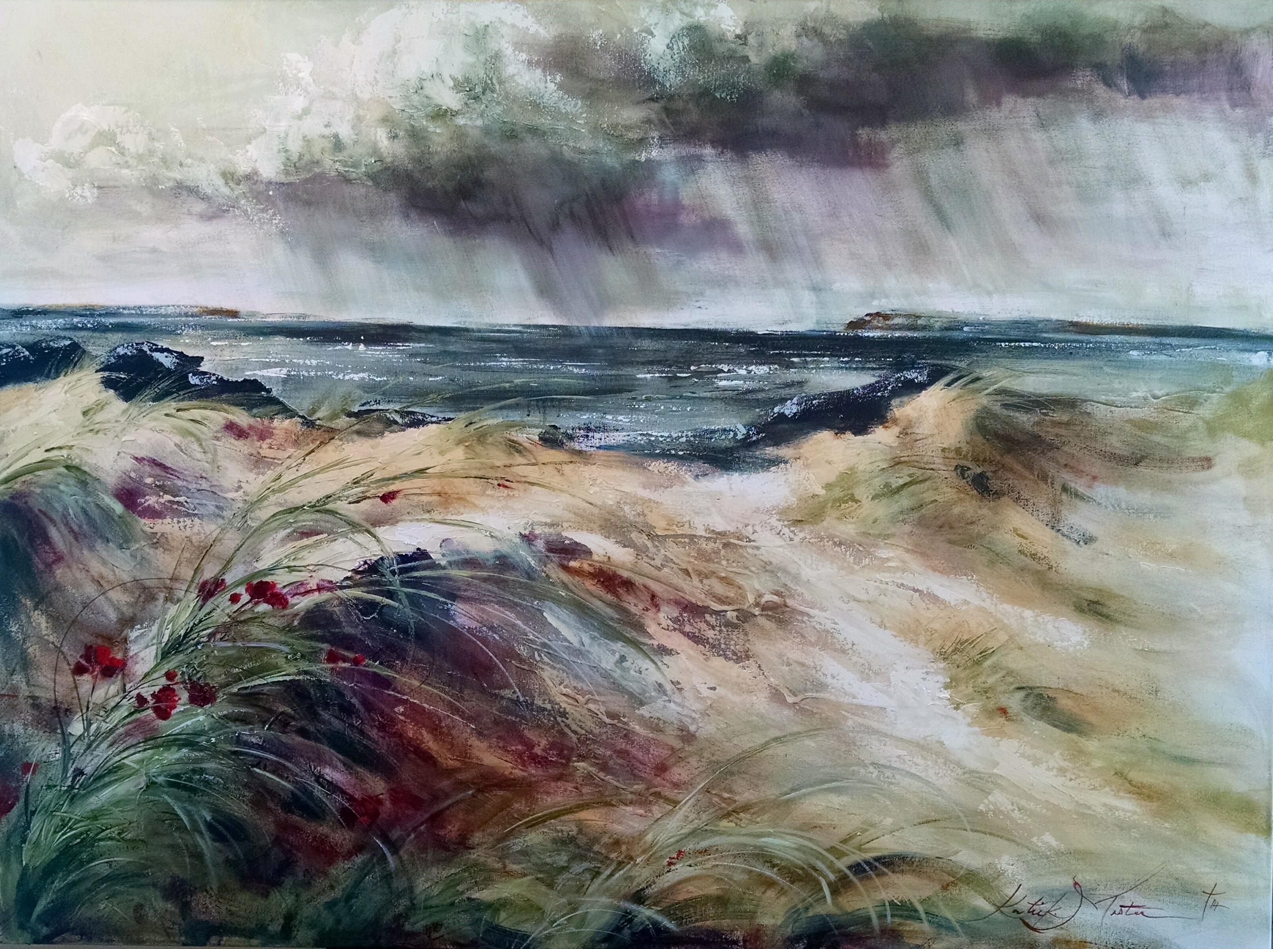 Dunes & Poppies