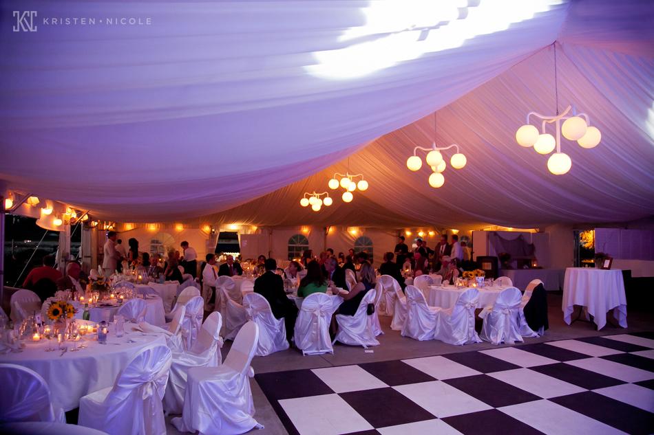 Beautiful Catawba Island Club Wedding Receptions