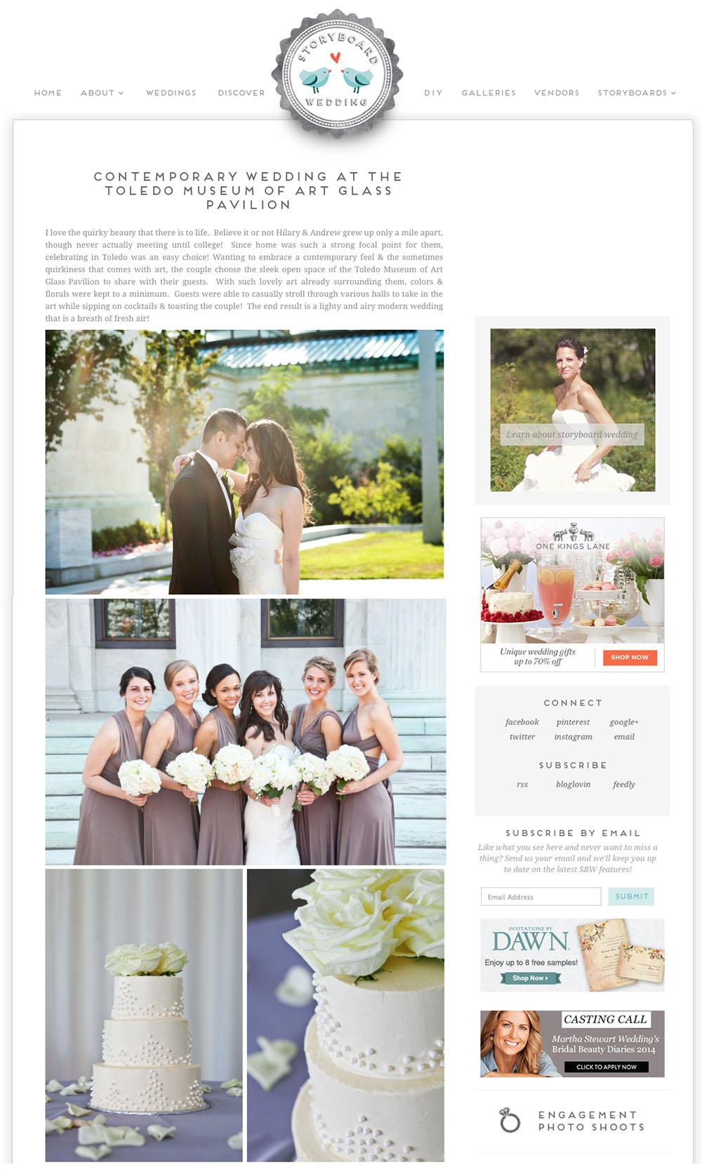 Glass Pavilion Weddings