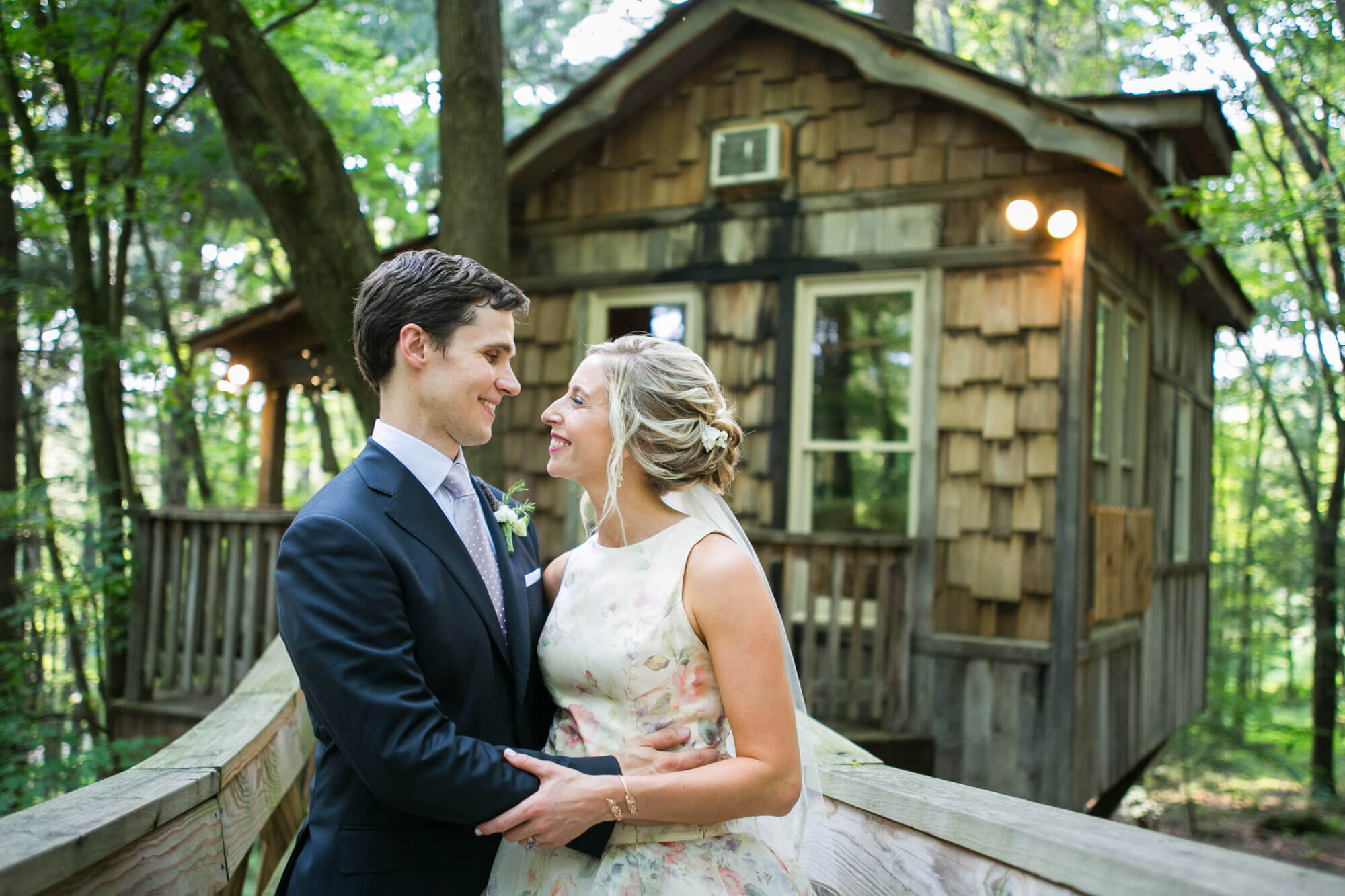 LESLIE & DANE // THE GRAND BARN AT THE MOHICANS  MOHICAN STATE PARK, OH