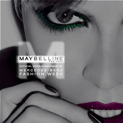 MAYBELLINE FASHION WEEK LIVE FROM THE RUNWAY Social Media and Video