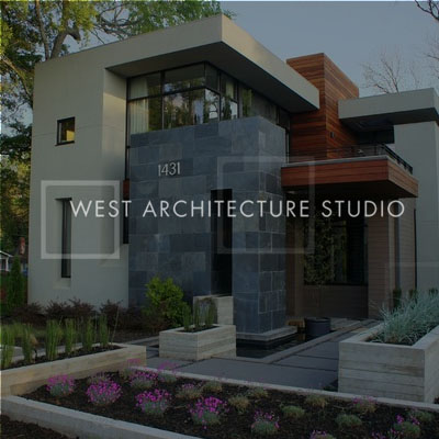 WEST ARCHITECTURE STUDIO Brand Identity and Website