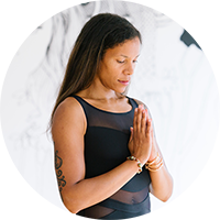I waited a year to take Yoga Teacher Training with Barre & Soul because I feel connected to the studio and supported here. I always appreciate the amazing teachers and expert instruction I receive. I wanted a quality education from a studio that embodies the qualities I aspire to as a teacher. The schedule accommodated my wild, crazy life, the payment plan made it affordable and the presenters were amazing!!! - – Kimberly, certified yoga instructor