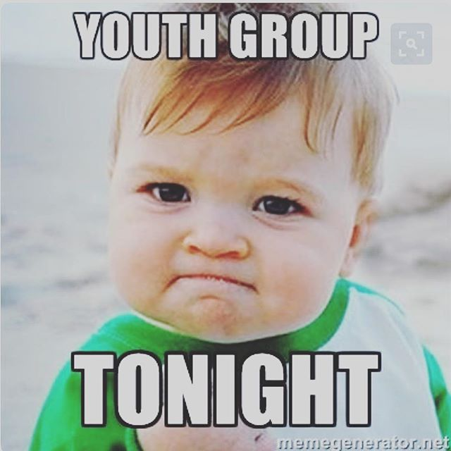 We can't wait to see you tonight at 6!!