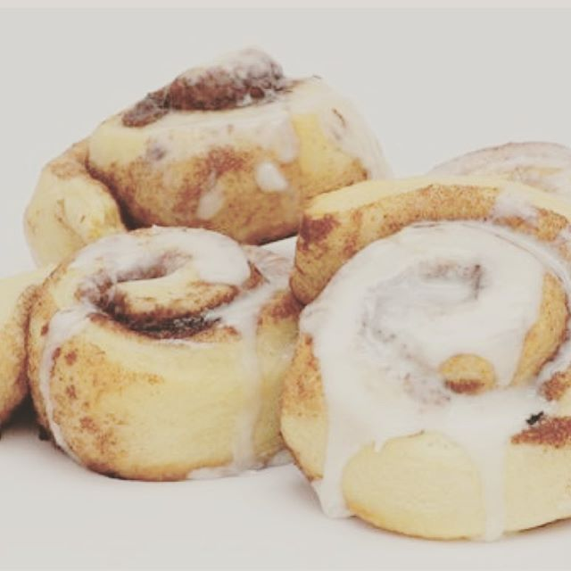 We think the only way that you could make youth group better is if you had fresh cinnamon rolls AT youth group! Get there before they're gone! See you at 6!