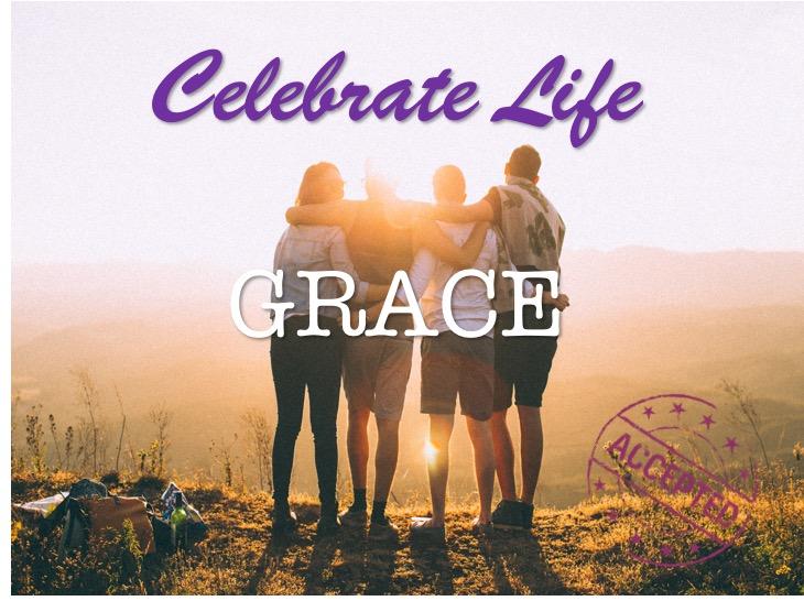 Grace    August 19 - September 9, 2018