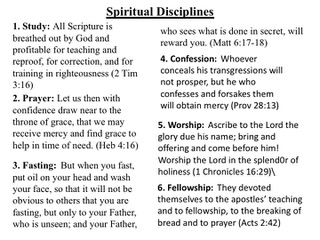 2018-09-09 Spritual Disciplines.jpeg