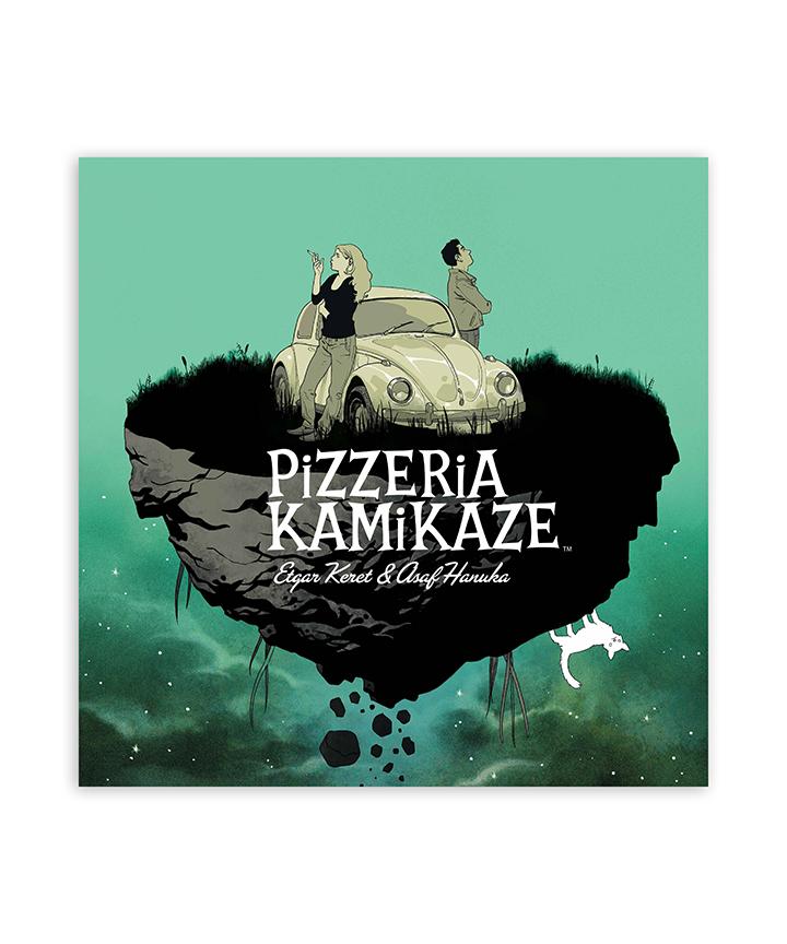 Pizzeria Kamikaze Hardcover