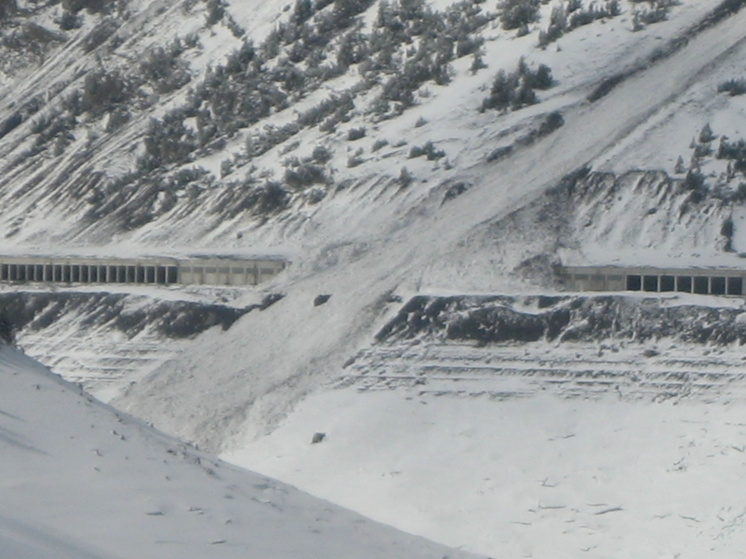 Snow Sheds and Engineering Solutions