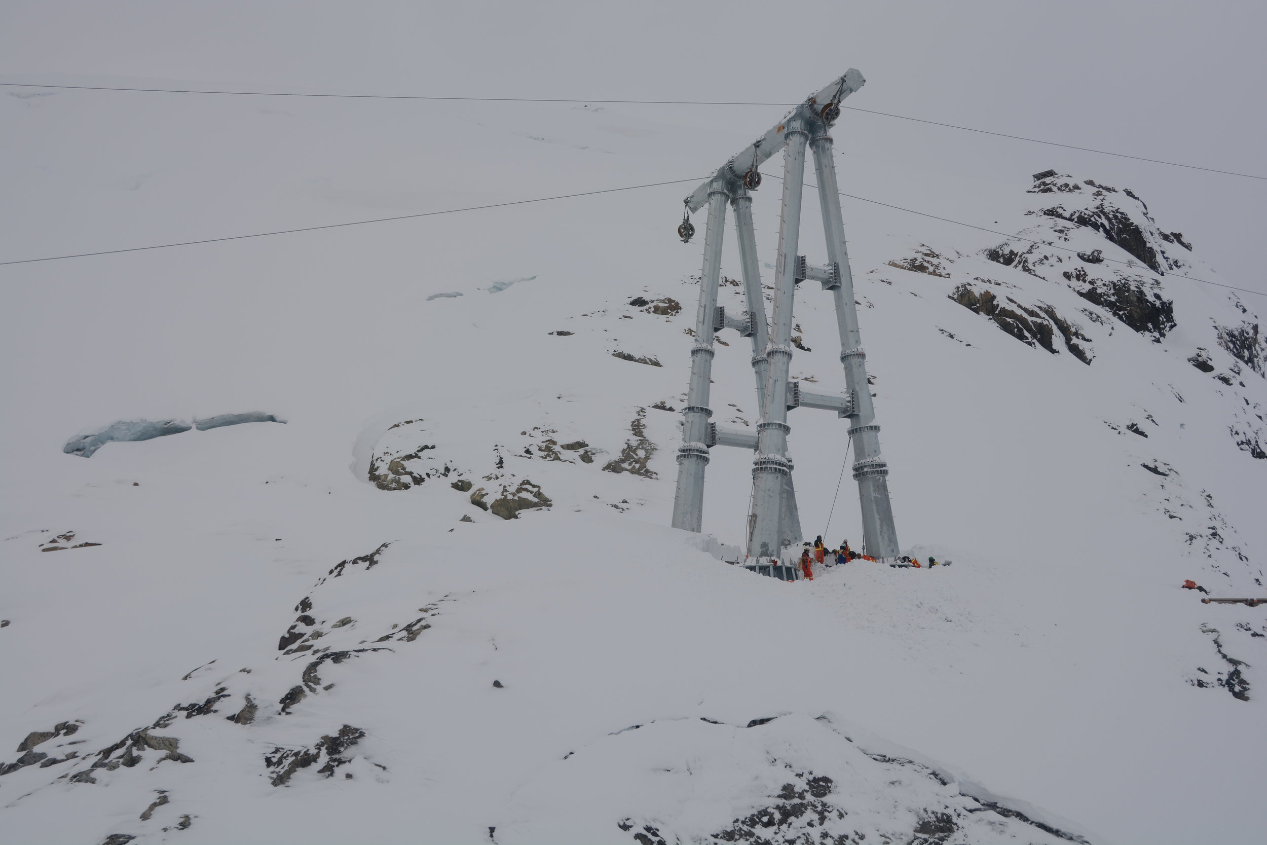 Snow Creep and Glide Engineering