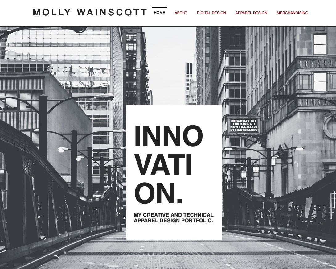 Molly Wainscott - Online Portfolio