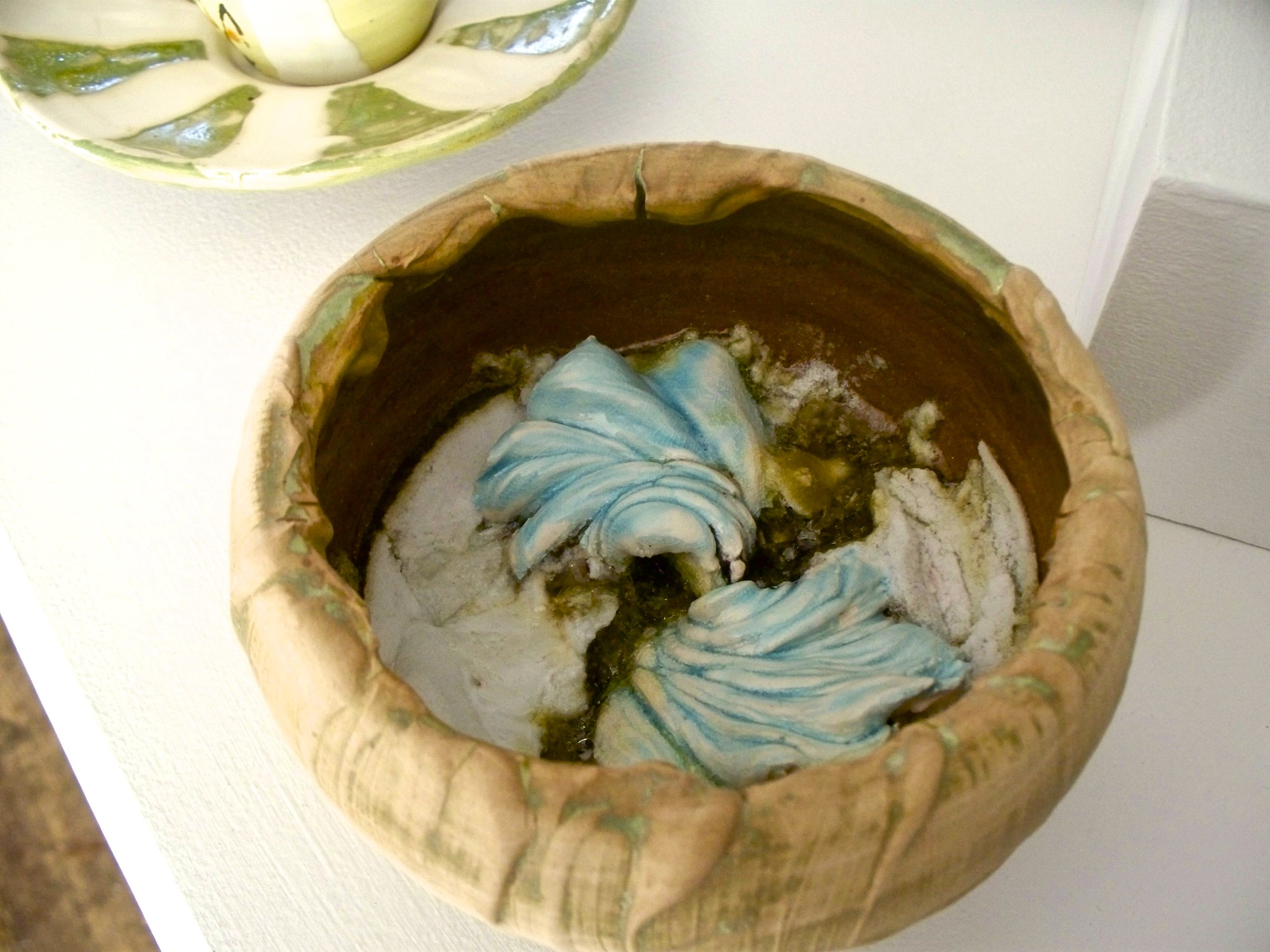detail of 'sugar bowl' from 'afternoon break'