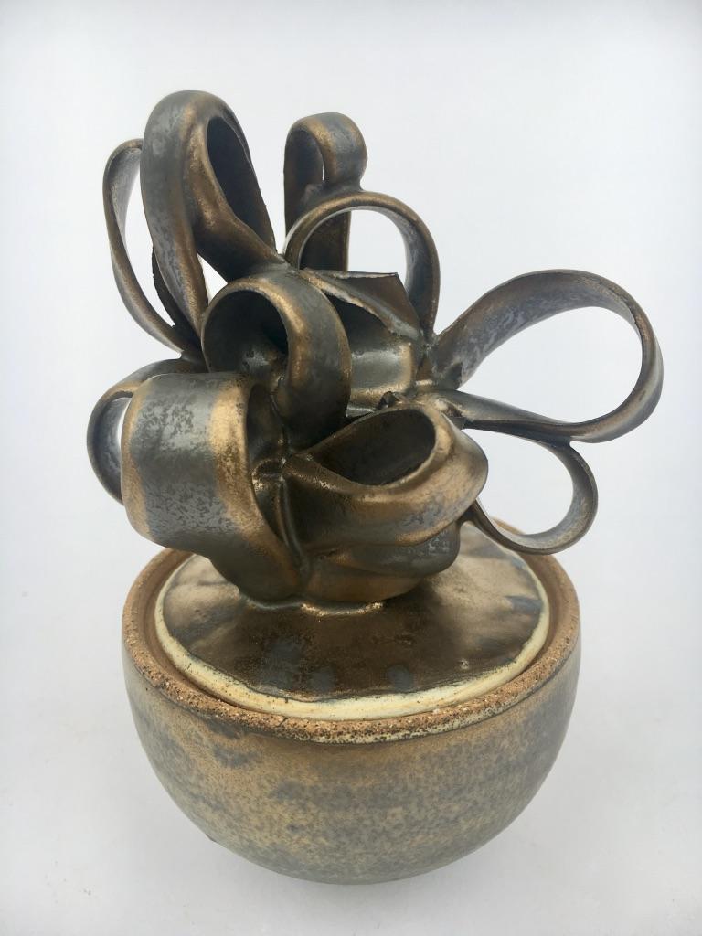 "Plantation Sugar Jar: no. 2 'for Chloe Spears, (1750-1815)"","