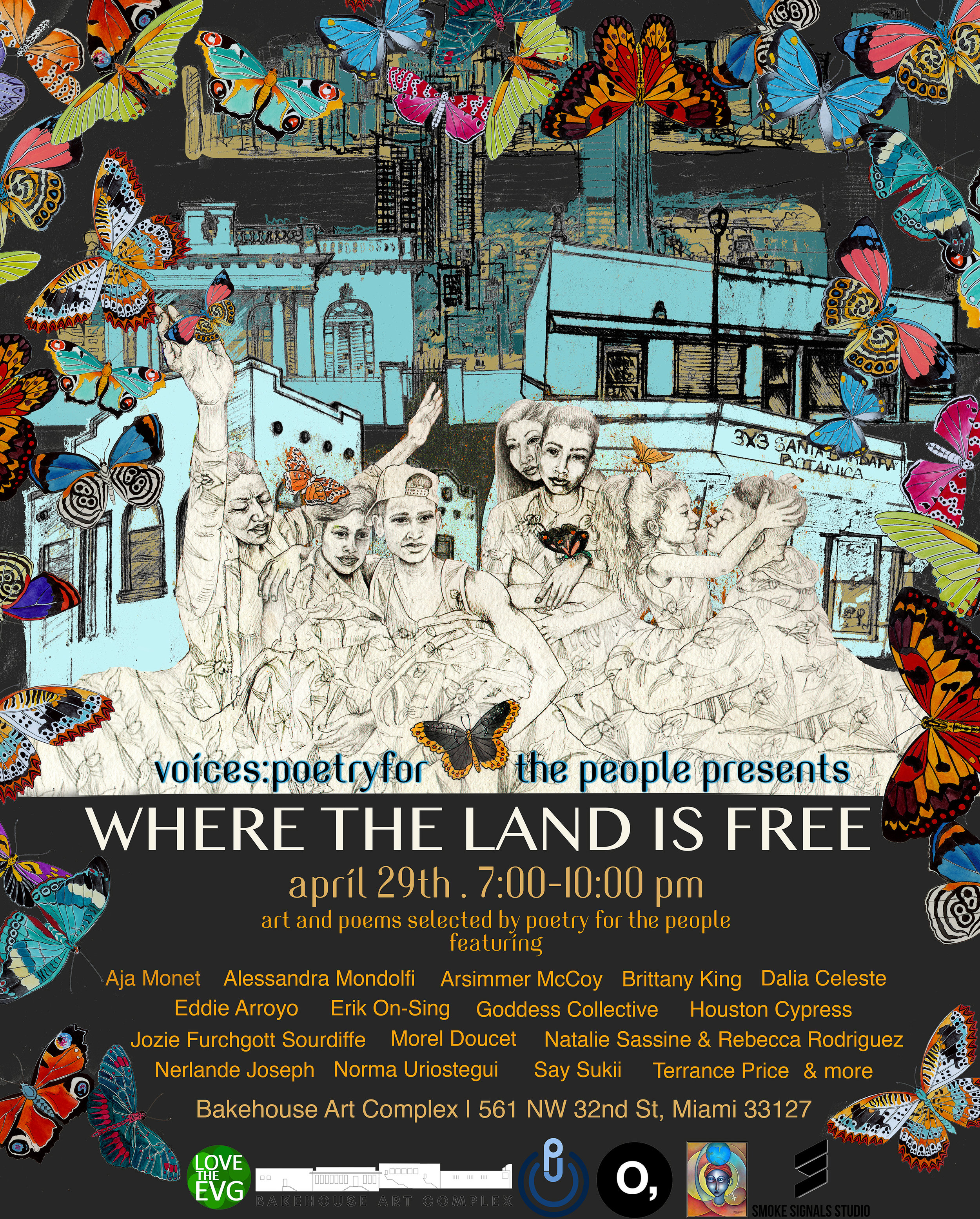 p4p Where the land is free poster.jpg
