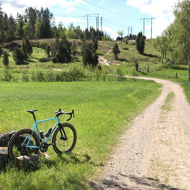 Sunday's #velochef #cremacycles #gravelgrinder #stockholm #irideenve