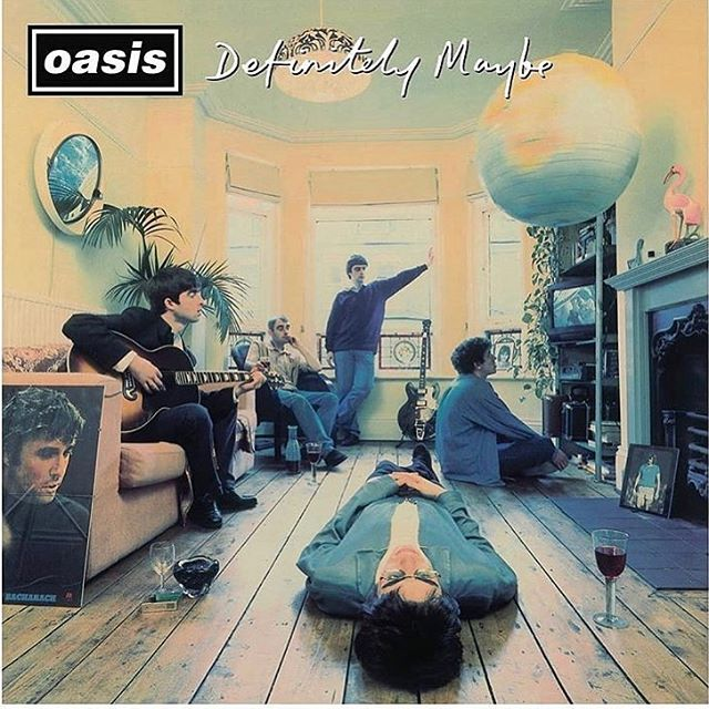 This pice of history was released 25 years ago today. Still feels fresh and relevant. Some of the finest songs ever written on this album. #oasis #definetlymaybe #bestbandintheworld
