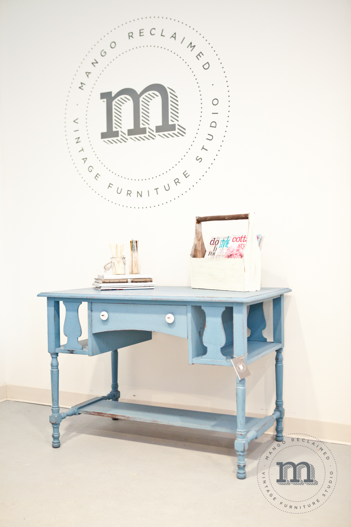 This desk is currently available.