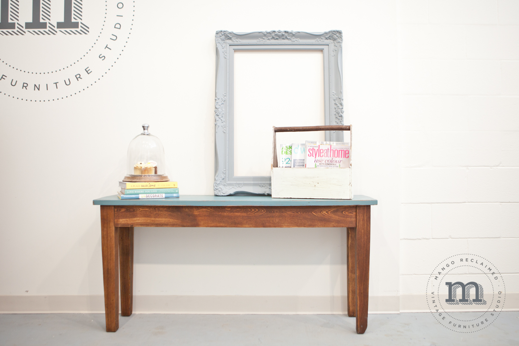 Console/Sofa table currently available, $225.