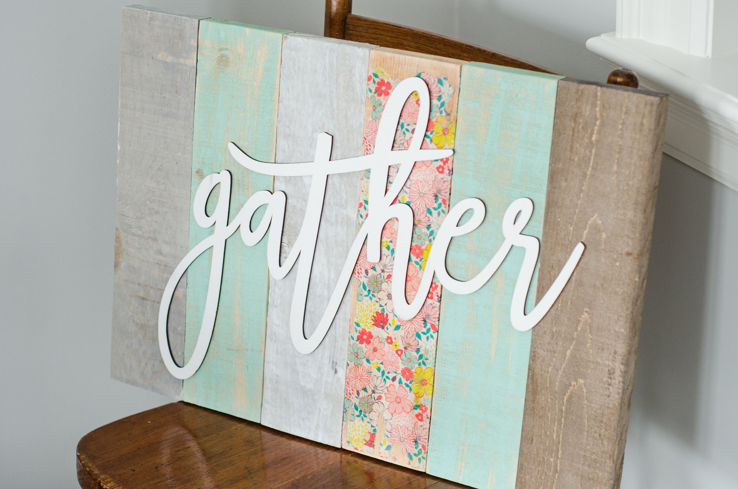Barnboard Signs - Friday March 23rd, 1-4pm!