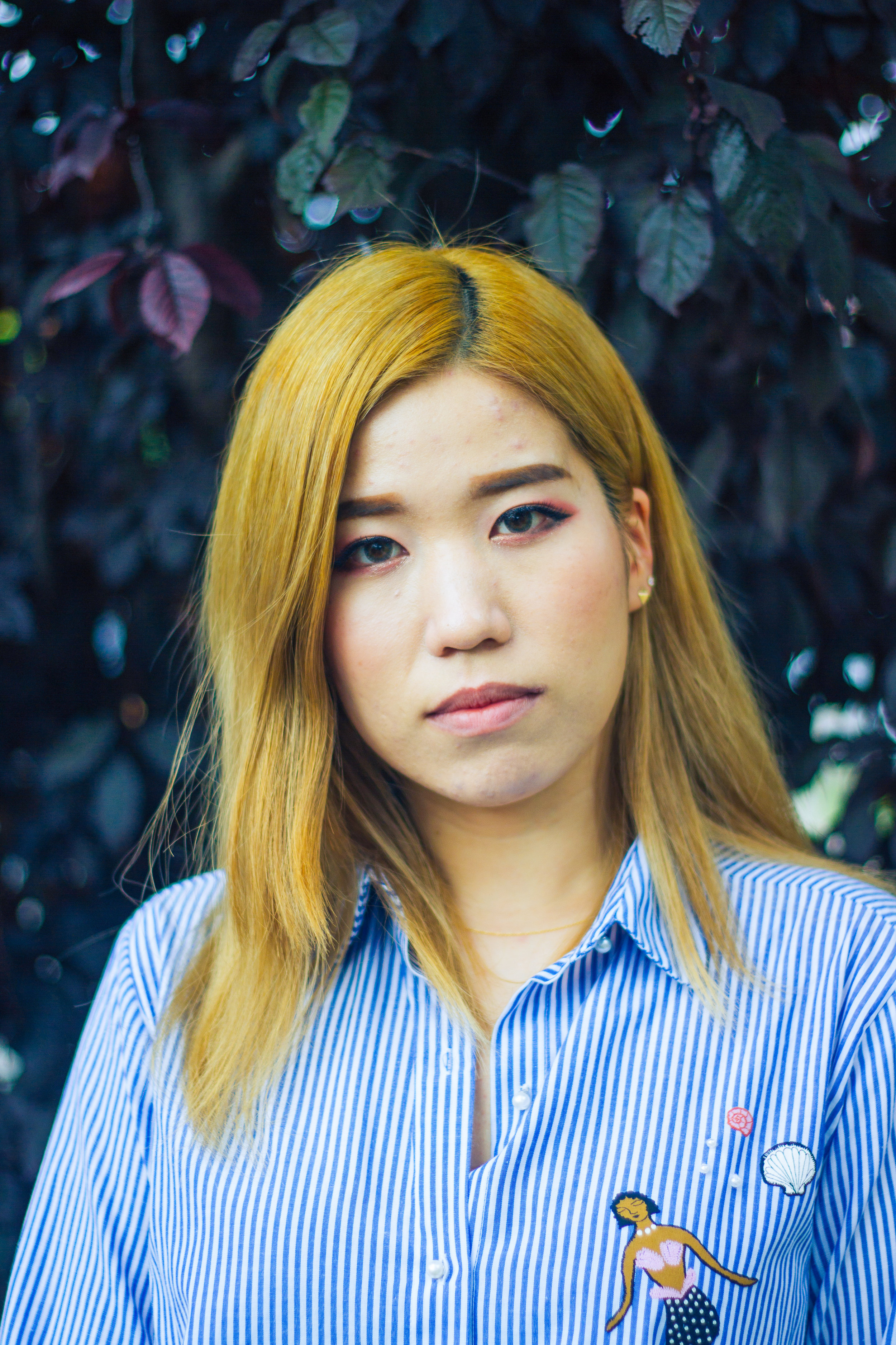 Eunice Shin  K-pop Instructor