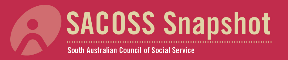 The latest South Australian Council of Social Service (SACOSS) newsletter contains two items of particular interest to consumers. They are reprinted below with links to the full articles.