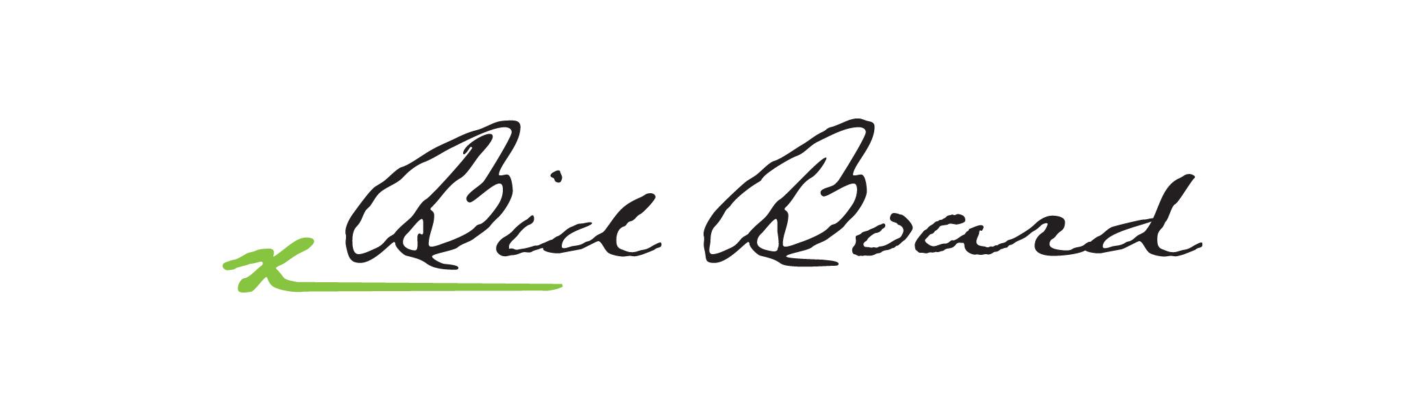 Bid Board Logo Design - KLN Design