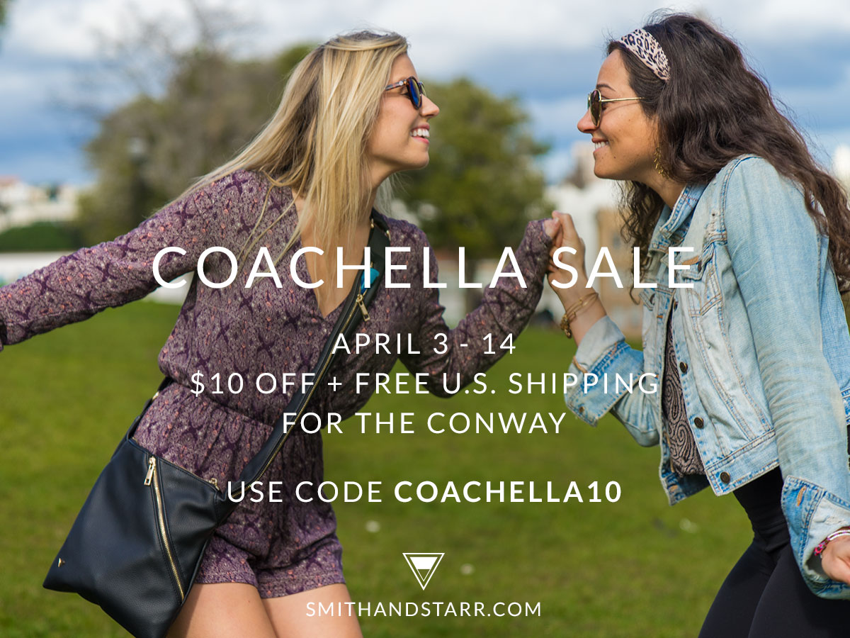 Smith and Starr Coachella Banner Design - KLN Design