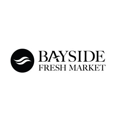 Bayside Fresh Market Logo Design