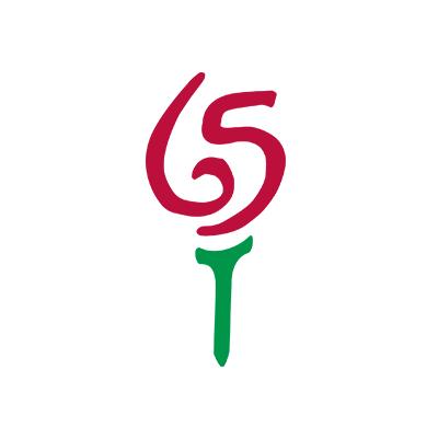 65 Roses Annual Event Logo