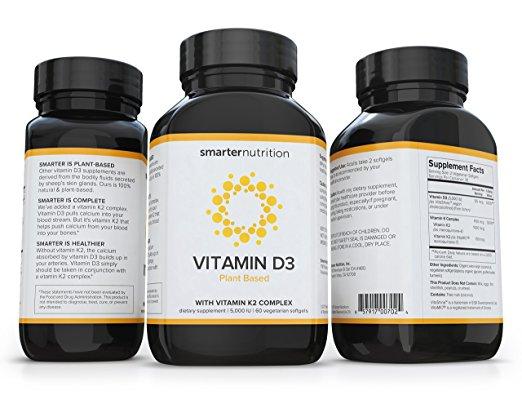 Smarter Nutrition Packaging Design - KLN Design