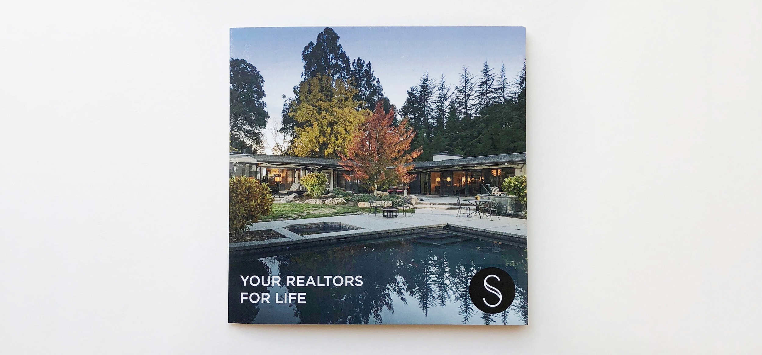 Brochure Design for Stella & Stephanie Realty - KLN Design